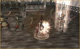 Farming KE at Archaic Fortress, lineage 2 problem z agp, l2 interlude enchant skill