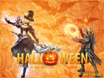 Happy Halloween!, lineage2 club, lineage 7