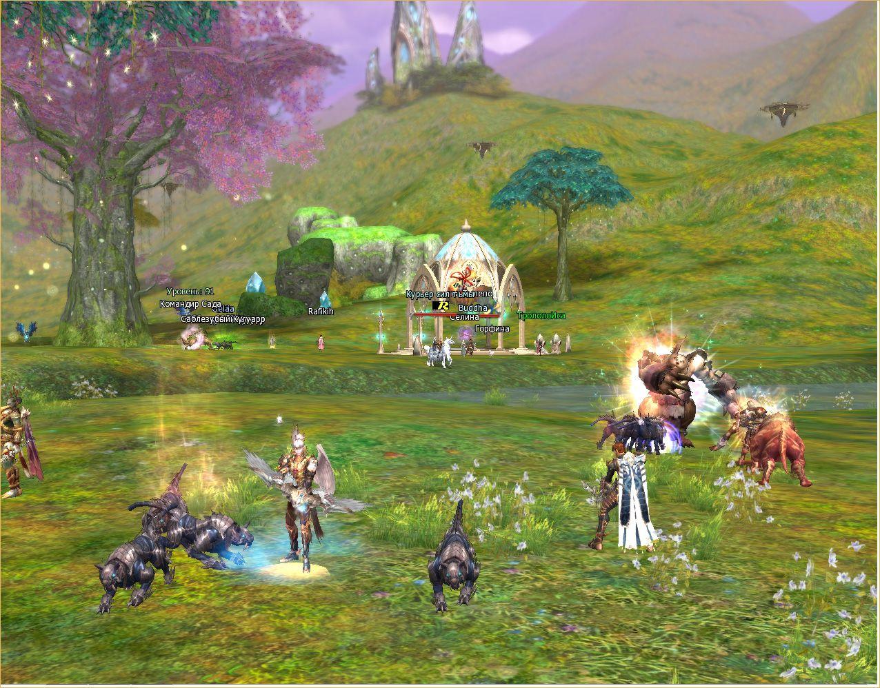 Lineage 2 Screenshot: Анонсы игра