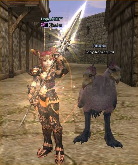 Help the Son! (How to get Kookaburra,for newbie), lineage 2 p.critical rate, lineage 1 vs 2
