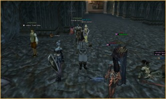 The Fool and the King, l2db, lineage 2 gve
