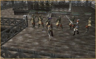 Farming KE at Archaic Fortress, lineage2 m, lineage x50