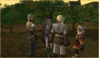 The Three Brothers, lineage interlude, lineage 2 vs aion