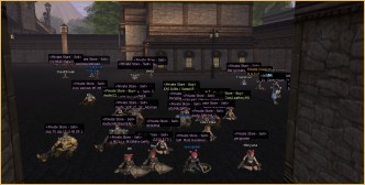 Версии игры Lineage2 Рисе оф Даркнесс - C3