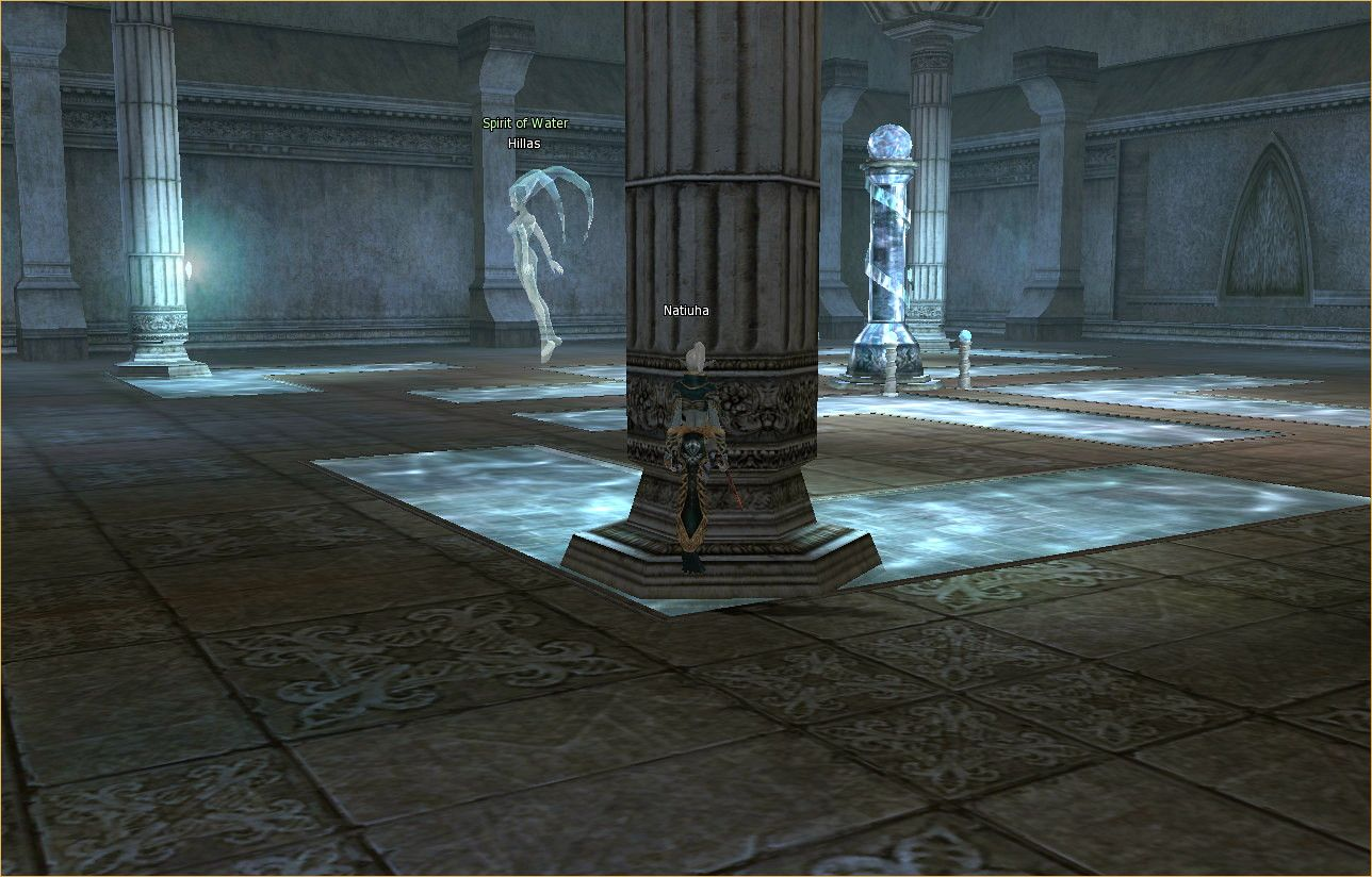 Lineage 2 Screenshot: quest L2