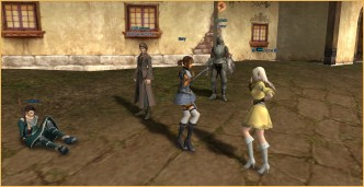 The adventure of a brave warrior against evil, l2 server, lineage 2 gracia final epilogue