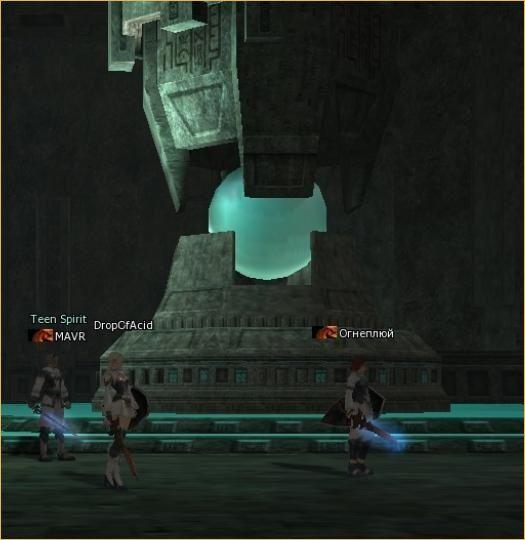 Lineage 2 Screenshot: Кланы L2