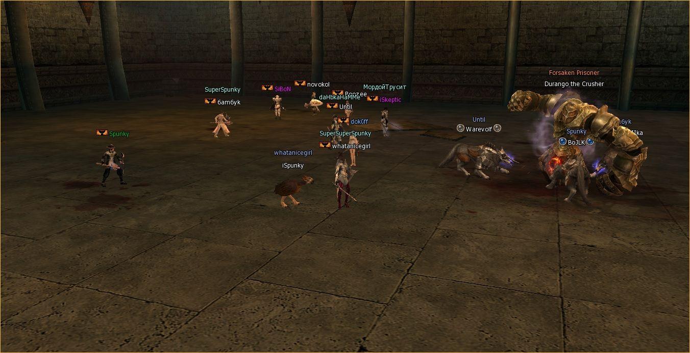Lineage 2 Screenshot: Видео д2