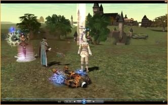 Видео lineage 2 руофф сервера