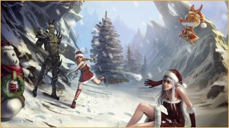 New Year Contest 2015, lineage 2 m gameplay, l2 high five farm bot