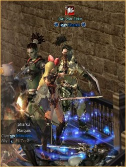 DION 11.1.2015, lineage online, lineage 2 xp chart