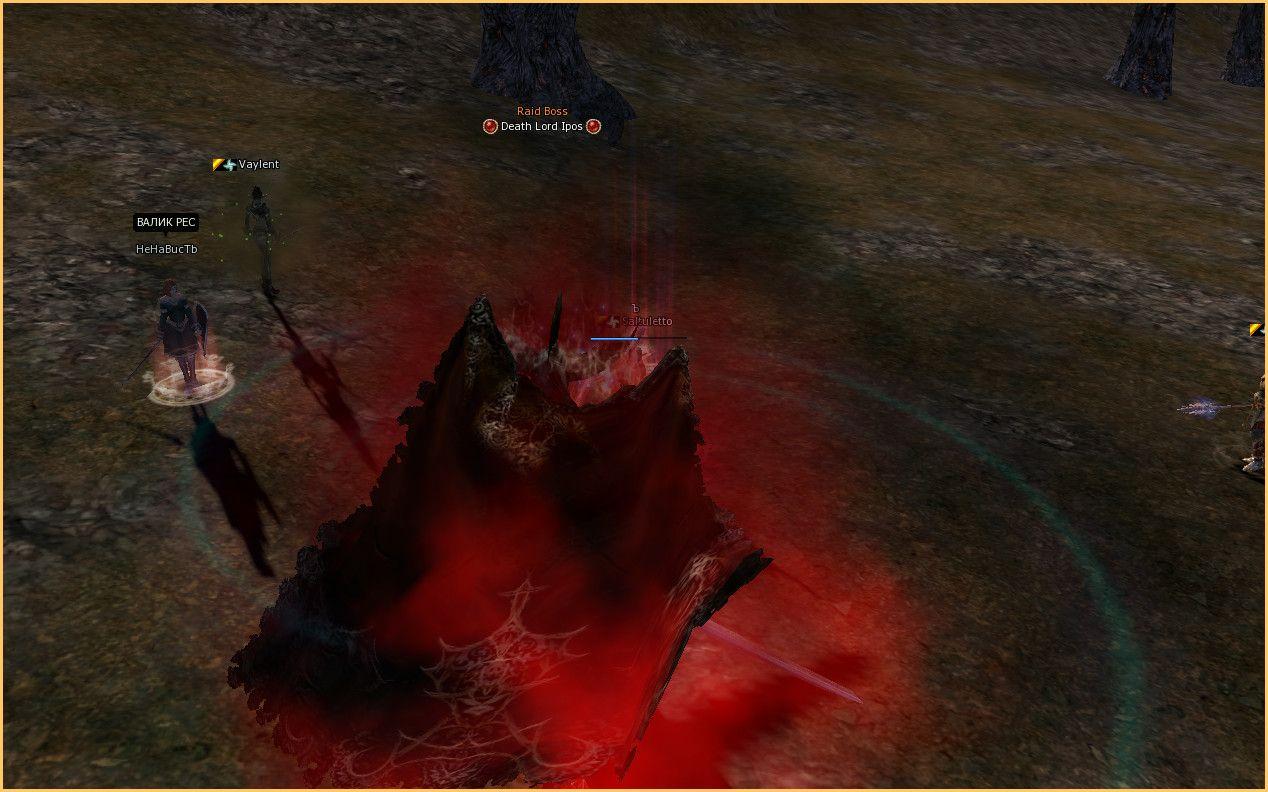 Lineage 2 Screenshot: Кланы рейтинг серверов lineage 2