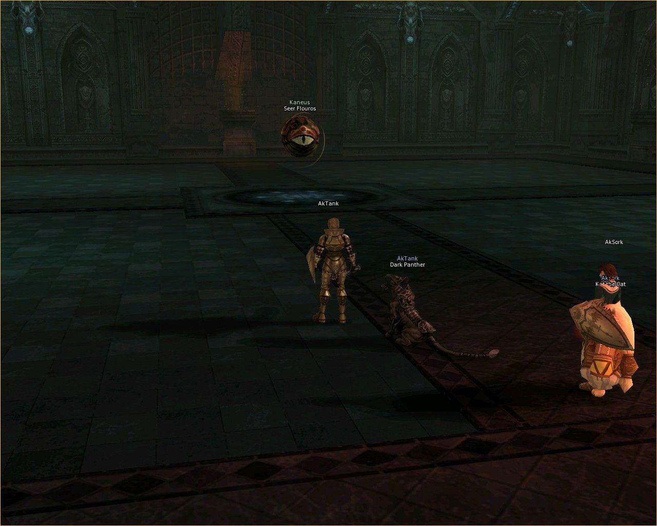 Lineage 2 Screenshot: Видео quest