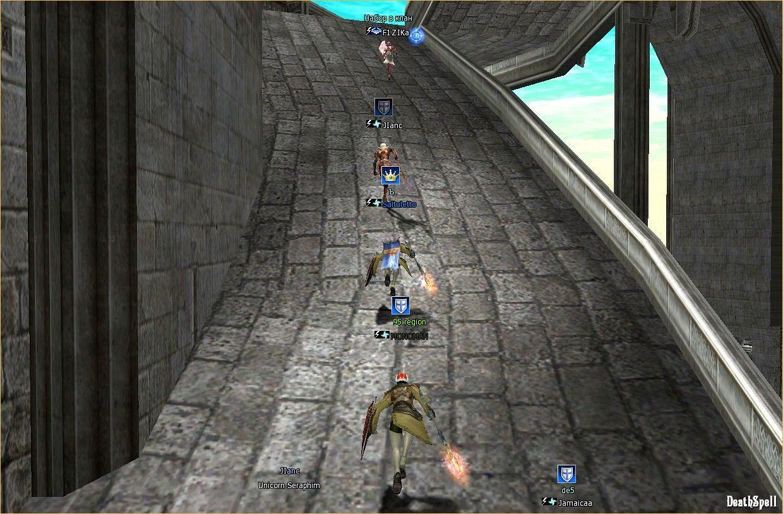 Lineage 2 Screenshot: L2 Л2