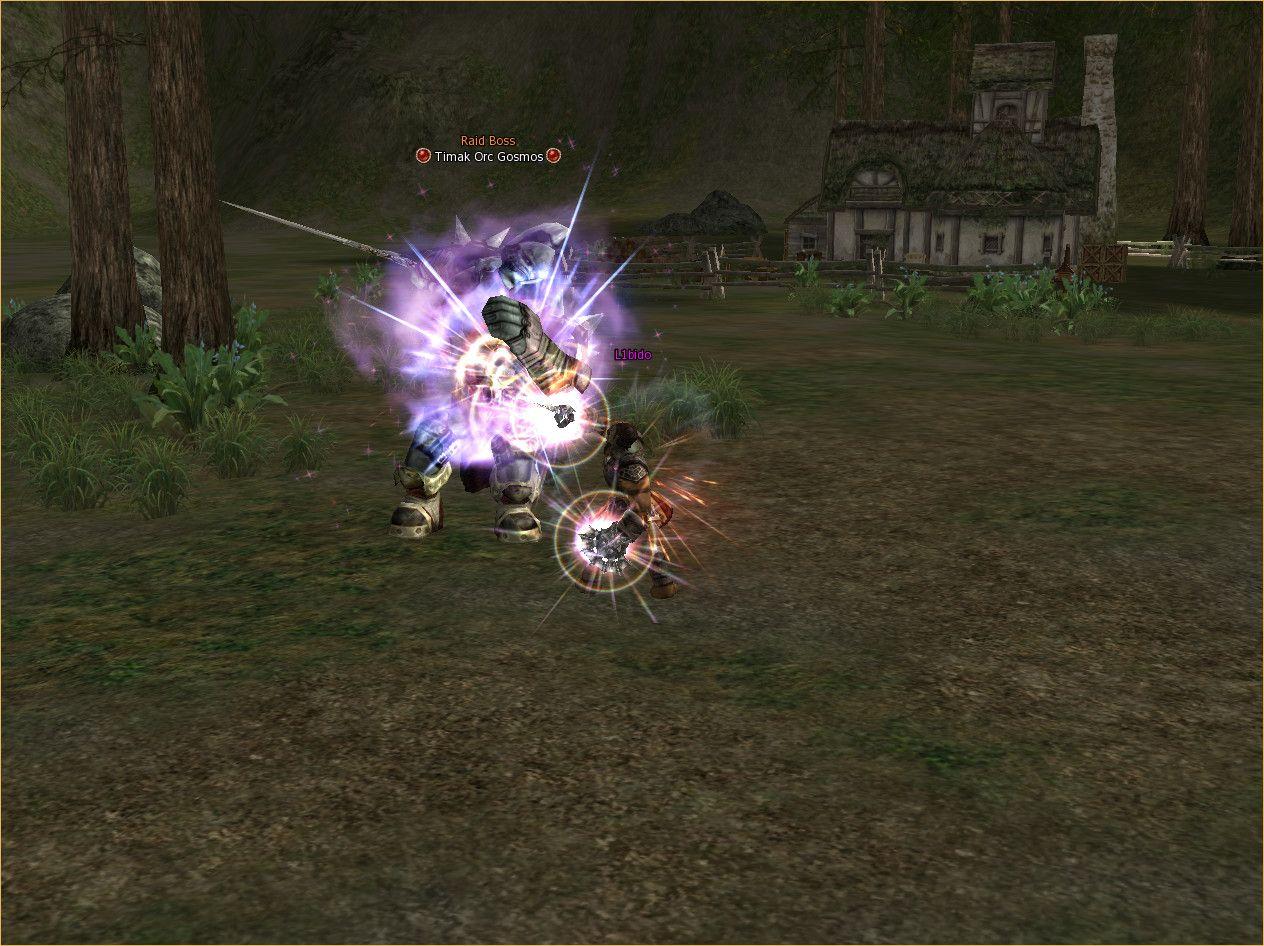 Lineage 2 Screenshot: game lineage 2 руофф сервера